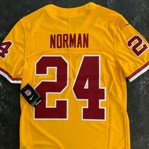 Nike Other - Nike Washington Redskins Josh Norman Jersey Small
